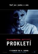 Paranormal Activity: Prokletí