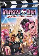 Monster High – Kamera, lebka, jedem! (video film)
