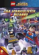 Lego: DC - Liga spravedlivých vs Bizarro (video film)